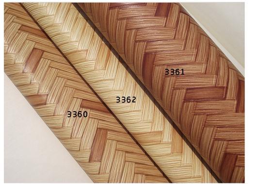 Mural del papel pintado de bamb compra lotes baratos de for Papel pintado grueso