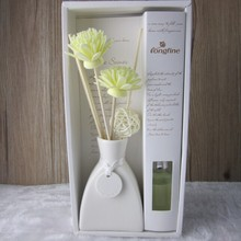 Fresh flowers aroma-free, fine aromatic indoor home decorations, fresh air Aromatherapy(China (Mainland))