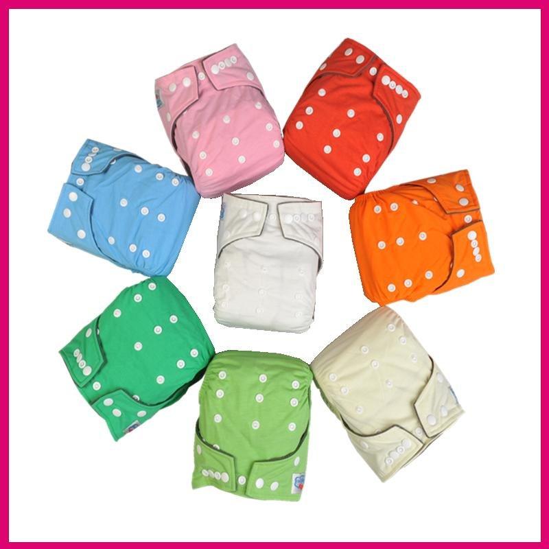 20pcs Bamboo Baby Cloth Diaper+35pcs Bamboo Charcoal Insert China Wholesale Diaper(China (Mainland))