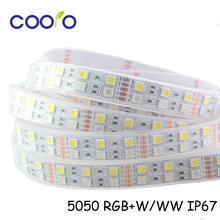 Buy DC12V SMD 5050 RGBW flexible LED strip,Double row 120 LEDs/meter,IP67 waterproof RGBW LED strip light,tape,free for $27.99 in AliExpress store