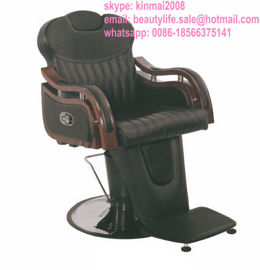 China Manufacturer Hair Salon Styling Chair/Man Barber Chair/Used Beauty Salon Furniture(China (Mainland))