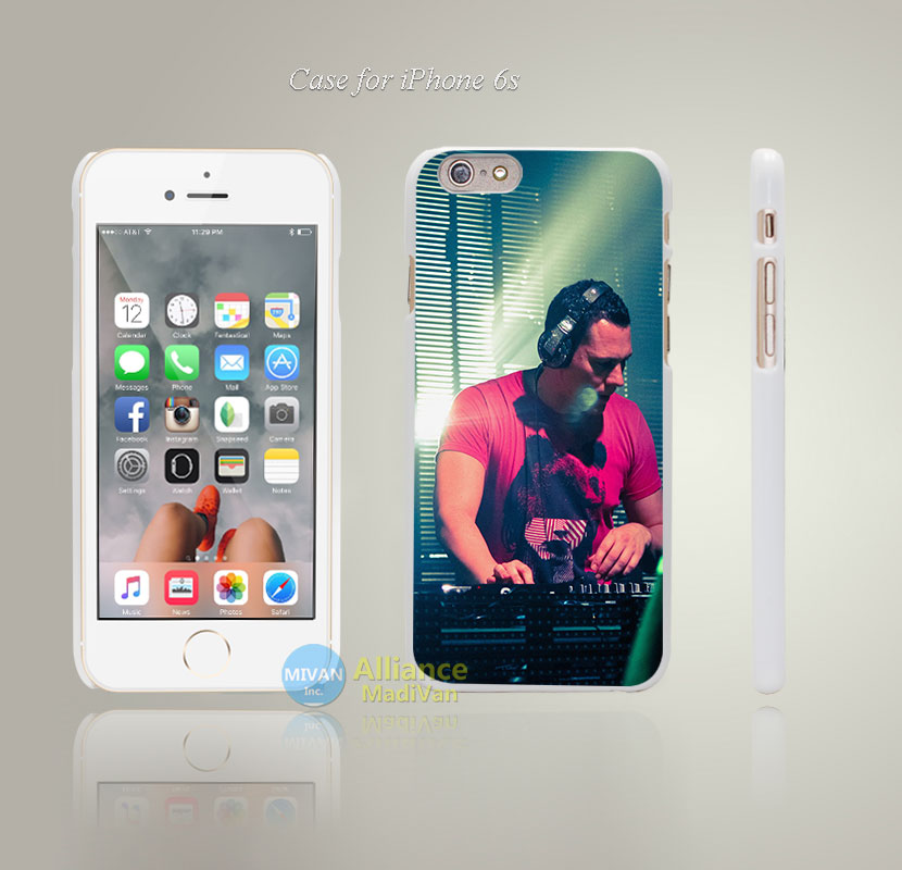 hc73 dutch dj record producer tiesto music Style Hard White Case Cover Coque for iPhone 4 4s 4g 5 5s 5g 5c 6 6s 6 6s Plus(China (Mainland))