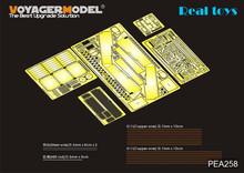 Voyager PEA258 1/35 M1A1 / M1A2 estiba mixta Bin / cestas / CIP para Dragon #3535 / 3536