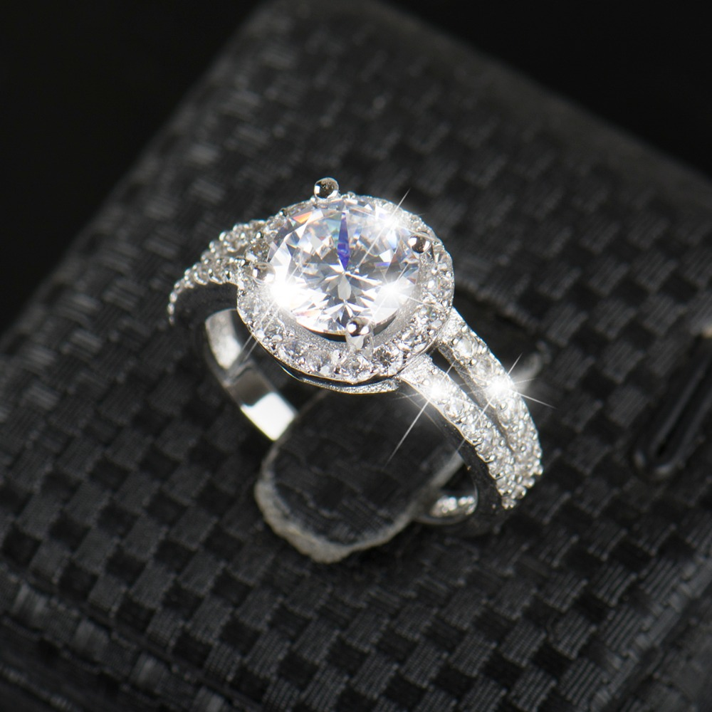 line Get Cheap Real Pink Diamond Engagement Rings Aliexpress