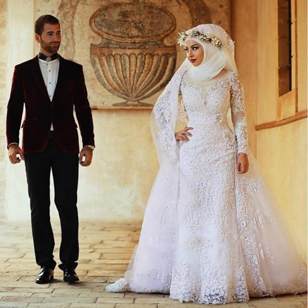 Groß Moslemische Ehe Kleid Bilder - Hochzeit Kleid Stile Ideen ...