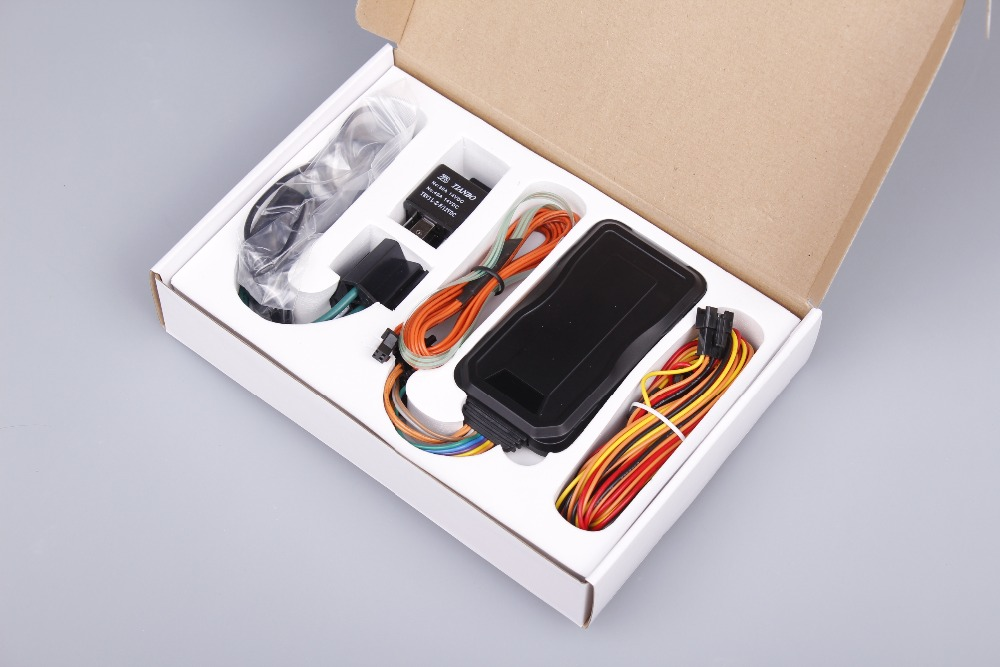 free shipping ,Original vehicle 3G gps tracker WCDMA 3G GPS Tracker for Car Support Video Call GT06E(China (Mainland))