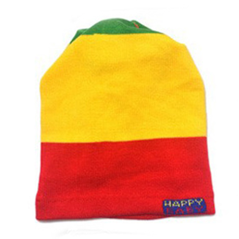 1PC Acrylic Baby Hat Kids Scarf Winter Warm Hats For Boys And Girls Infant Cap For Children -- MKE016 PT49(China (Mainland))
