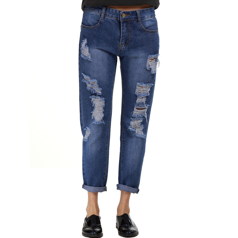 Popular Boyfriend Jeans Pants-Buy Cheap Boyfriend Jeans Pants lots ...