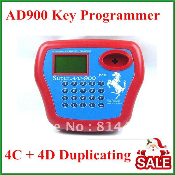 Hot-Sale AD900 Key Programmer with Free Shipping by DHL/HK Post(China (Mainland))