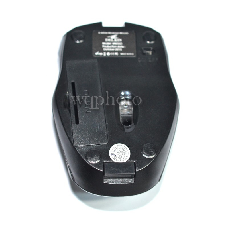 2.4Ghz Wireless Mouse Optical Gaming Mice With USB Receiver For Desktops Laptops and PC Computers
