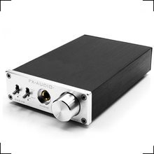 FX-AUDIO DAC-X6 HiFi 2.0 Digital Audio Decoder DAC Input USB/Coaxial/Optical Output RCA/Headphone Amplifier 16Bit 192KHz (China (Mainland))