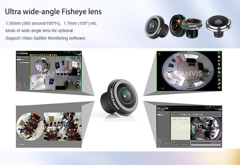Fisheye lens 160324