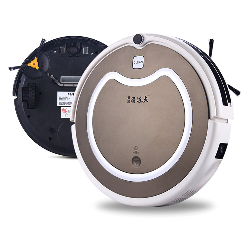 Durable Brushless Motor Robot Vacuum Cleaner For Carpet Floor 1200 Pa Suction RUG Sweeping Robot(China (Mainland))