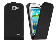 High Quality Magnet Leather Flip Cover Case For Samsung Galaxy Express i8730 Free Shipping(China (Mainland))