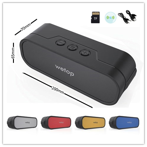 Здесь продается  Factory sale highquality phone 4.0  bluetooth speaker, 15 playing hours rechargeable battery, 20W Output from Dual 10W Drivers  Бытовая электроника