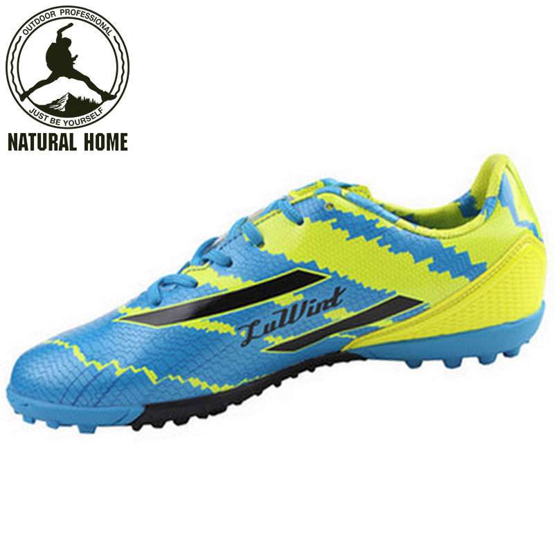 [NaturalHome] Brand Men Football Trainers Football Boots Women Indoor Zapatos Futbol Hombre Soccer Shoes Botas de Futbol(China (Mainland))