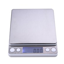 Buy Jewelry Scale Electronic Balance Weight Scale 500g x 0.01g Digital Precision Pocket Gram Scale Stainless Steel Platform for $10.21 in AliExpress store