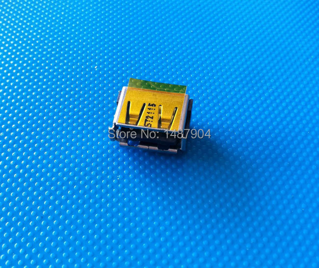 NEW! FOR ACER ASUS COMPAQ DELL HP TOSHIBA REPLACEMENT USB PORT JACK PLUG SOCKET(China (Mainland))
