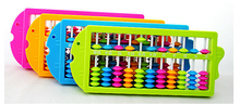 Free shipping 1pcs Math toys Abacus,Educational study article,Suitable for students and children