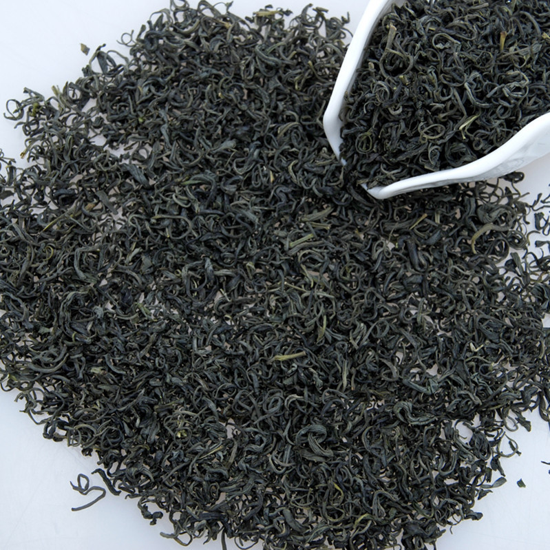 wholesale early spring Chinese green tea green organic for health weight loss 1000g bag