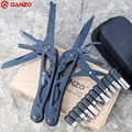 Ganzo knife G202b Folding plier outdoor survival pliers knife hunting knives brand Steel EDC Gear pocket