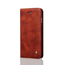 For iPhone 7 Case Cover PU Leather Dirt-Resistant Wallet Mobile Phone Bags Flip kickstand Cases For iPhone 7 plus(China (Mainland))