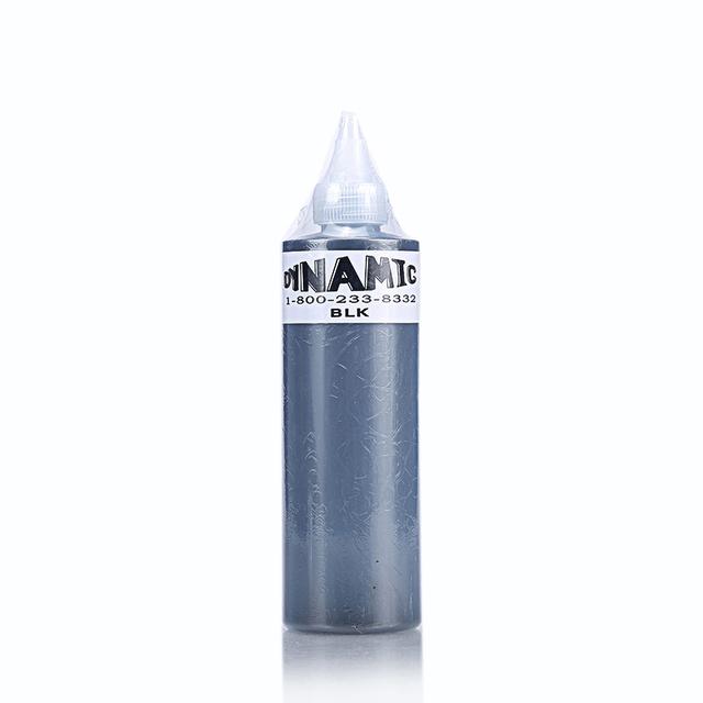 Динамический Чернила Татуировки 250 МЛ/12 унц./330 г Черный Цвет Пигмента Татуировки kit