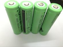 20Pcs 18650(Not AA) 3.7 V 8800mAh Battery lithium Li Ion Rechargeable Large Capacity Flashlight New Hot Power free shipping