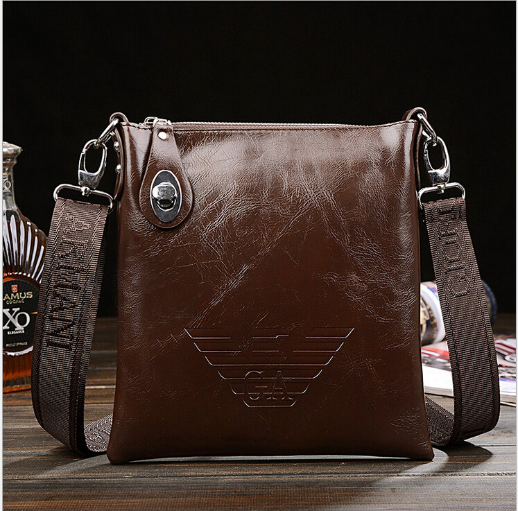 Hot Sale 2015 brand Men Messenger Bag Men Bag Brand hand Bag Fashion pu Leather Business men crossbody bag free shipping(China (Mainland))