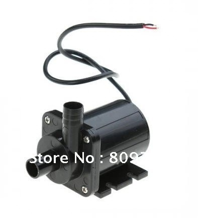 12V DC CPU PC Cooling Car Motor Brushless Water Pump