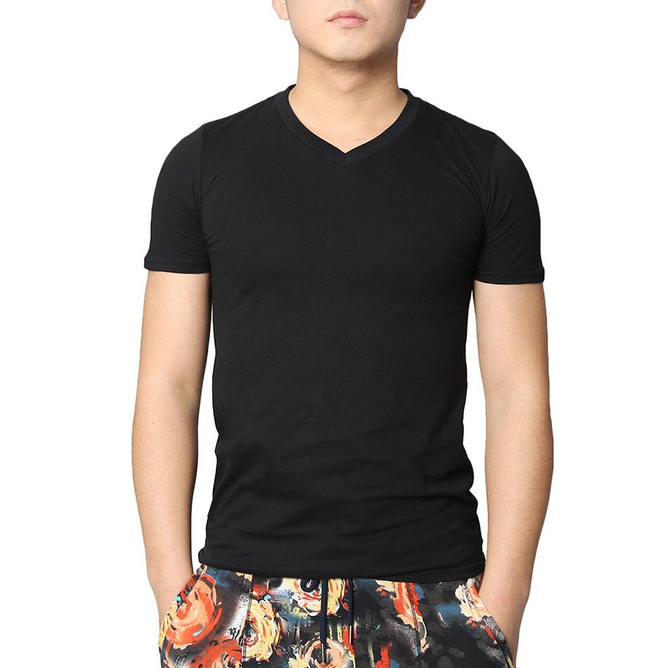 Plain black t shirt quality - High Quality Plain Black T Shirts Promotion Shop For High Quality