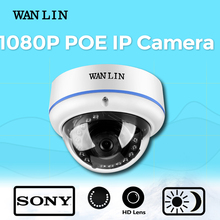 Buy WAN LIN 2.0MP SONY IMX323 Full HD 1080P PoE IP Camera Network Camera Dome Vandalproof Security Camera Video Surveillance Camera for $35.11 in AliExpress store