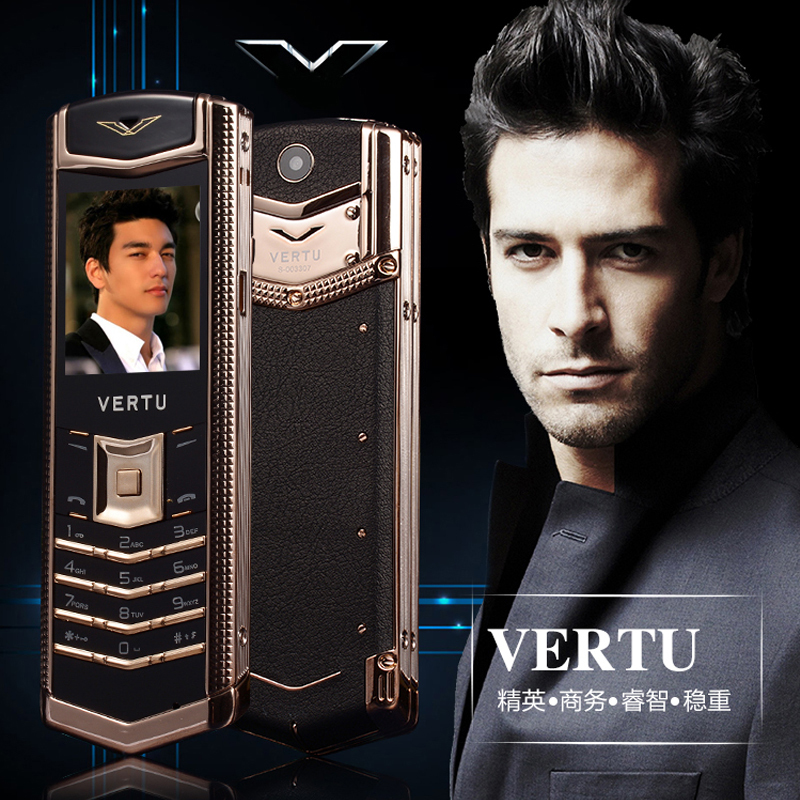 2015 new luxury mobile phone metal body 2MP Quad band cell phones support Russia keyboard French Spanish unlocked retail box(China (Mainland))