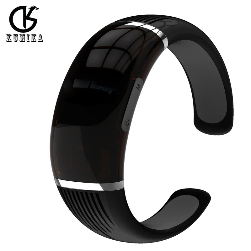 The WR-18 Wristband Bracelet Voice Recorder Watch Professional OLED Display Voice Recorder Bracelet Support 24 languages(China (Mainland))