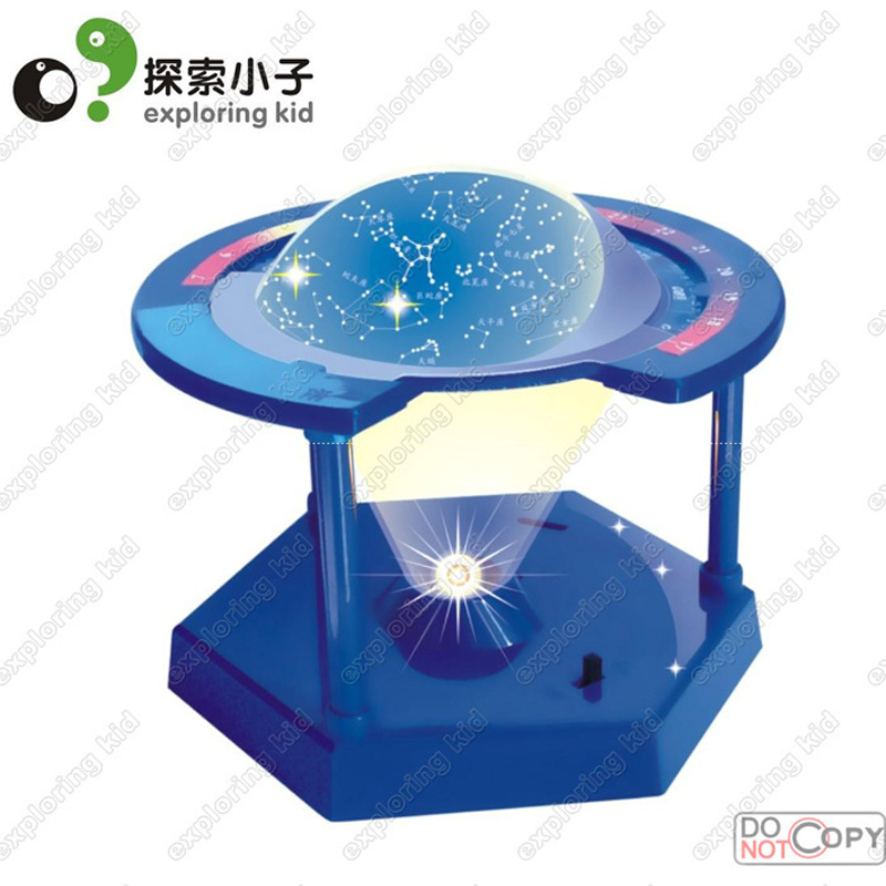educational toys for children scientific experiment toys sign instrument creative technology production assembly model toy(China (Mainland))