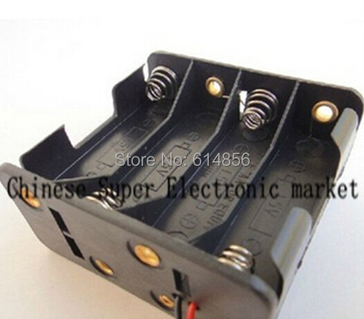 5PCS 8AA 12V Dry Battery Box Cell Power Battery Holder / Case The Battery Compartment DIY(China (Mainland))