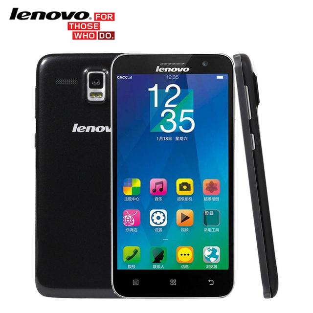 """Оригинал Lenovo A806 A8 Окта основные MTK6592 WCDMA 3 Г WI-FI GPS 4 Г FDD LTE 13MP Камера Android Мобильные Телефоны 5.0 """"IPS 2 Г RAM 16 Г ROM"""
