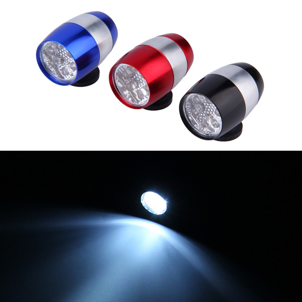 High Quality 1 Set 6 LED Cycling Bicycle Head Front Flash Light Warning Lamp Safety Waterproof<br><br>Aliexpress