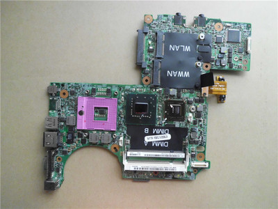 For dell xps m1330 P/N P083J XPS M1330 motherboard (System board)with NV G86-630-A2 CN-0PU073 0PU073 K984J(China (Mainland))