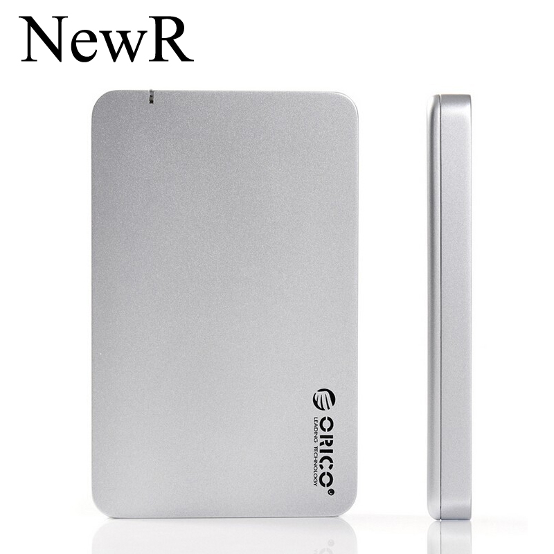 """2.5"""" SATA3.0 To USB3.0 HDD ENCLOSURE hd externo hdd Case Support 1TB External Hard Drive/SDD Storage for Computer caddy 9.5mm(China (Mainland))"""