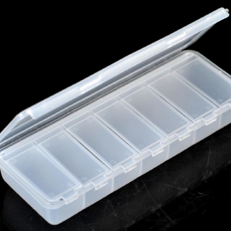 Weekly 7 Days Sealing Tablet Drug Case Medicine Pill Box Storage Holder Organizer(China (Mainland))