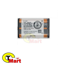 100PCS/LOT Cordless Phone Battery P107 HHR-P107 for Panasonic KX-TGA300B FREE SHIPPING by DHL(China (Mainland))