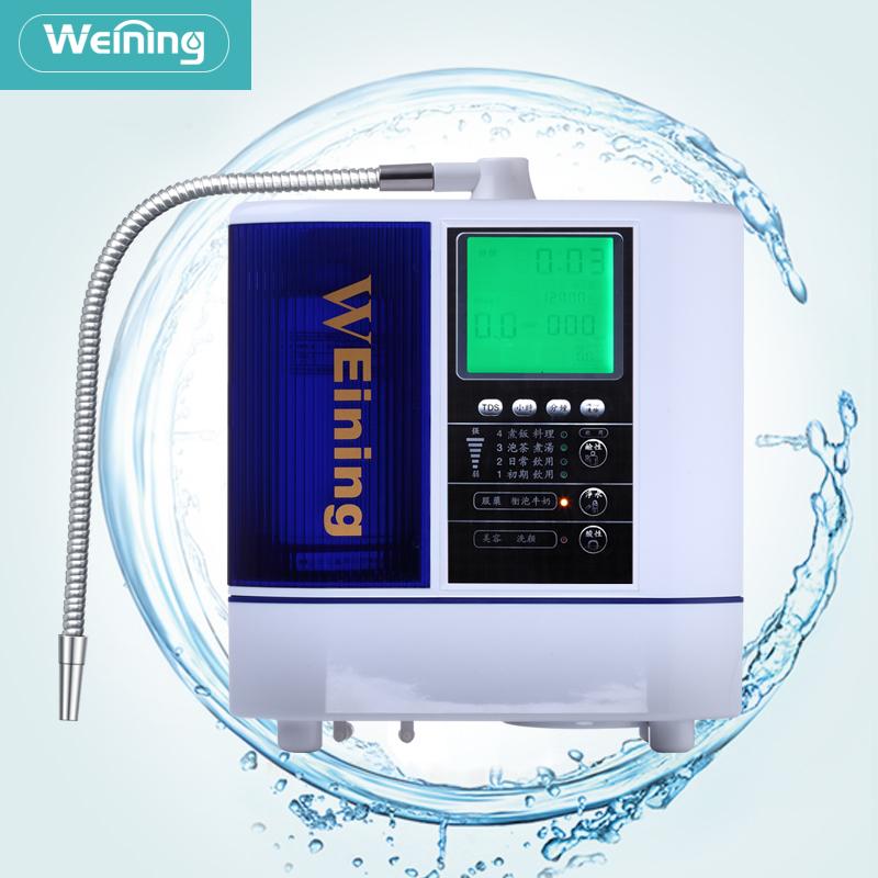 2016 New Kangen water ionizer alkaline water ionizer keep body PH balance Yoga Use Japan Tech Taiwan Made Enagic water hot sale(China (Mainland))