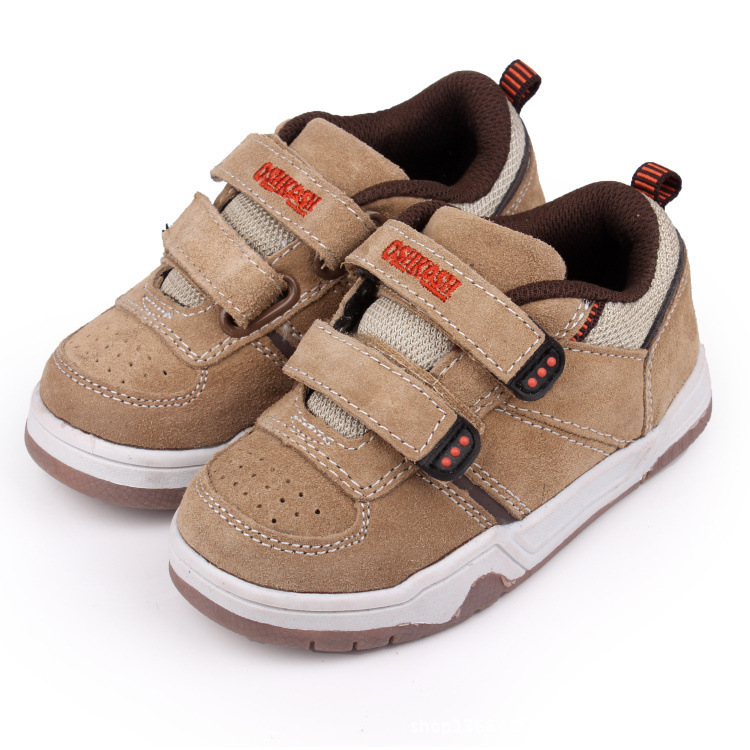 2016 kids shoes children's shoes Leather leisure fashion boy shoes Girls shoes 24-36