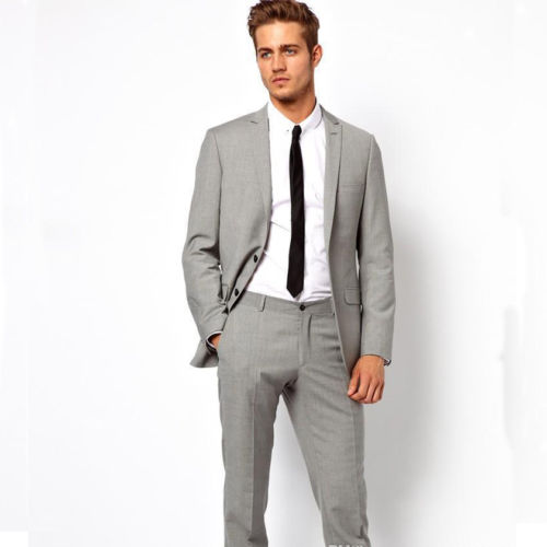 Compare Prices on Grey and Red Suit- Online Shopping/Buy Low Price ...