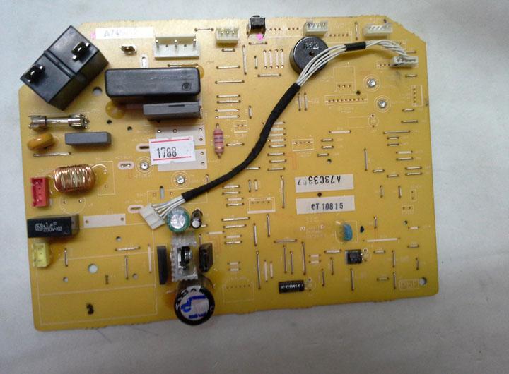 Split air conditioner indoor unit Single cold circuit board A745412 (1788)