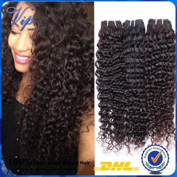 unprocessed brazilian virgin hair deep curly wave cheap brazillian human hair weave 4pc Ali Moda brazilian Afro Kinky curly hair