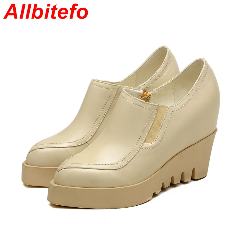 Cool  2015 Mid Heels Shoes Dress Spring Shoes Autumn Women Pumps S20093 From