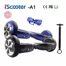 Buy iScooter hover board Electric scooter hoverboard Smart two wheel Self balance scooter unicycle Standing Skateboard drift for $178.99 in AliExpress store