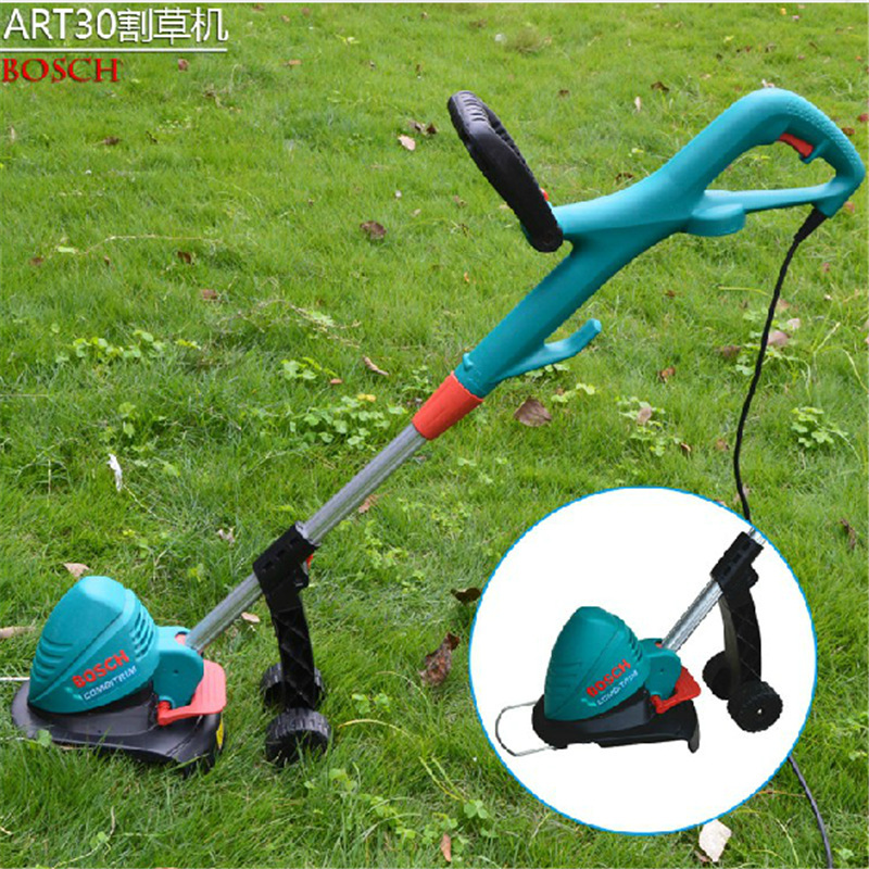 hot sell household brush cutter electric mower grass trimmer Garden Tools lawn mower(China (Mainland))